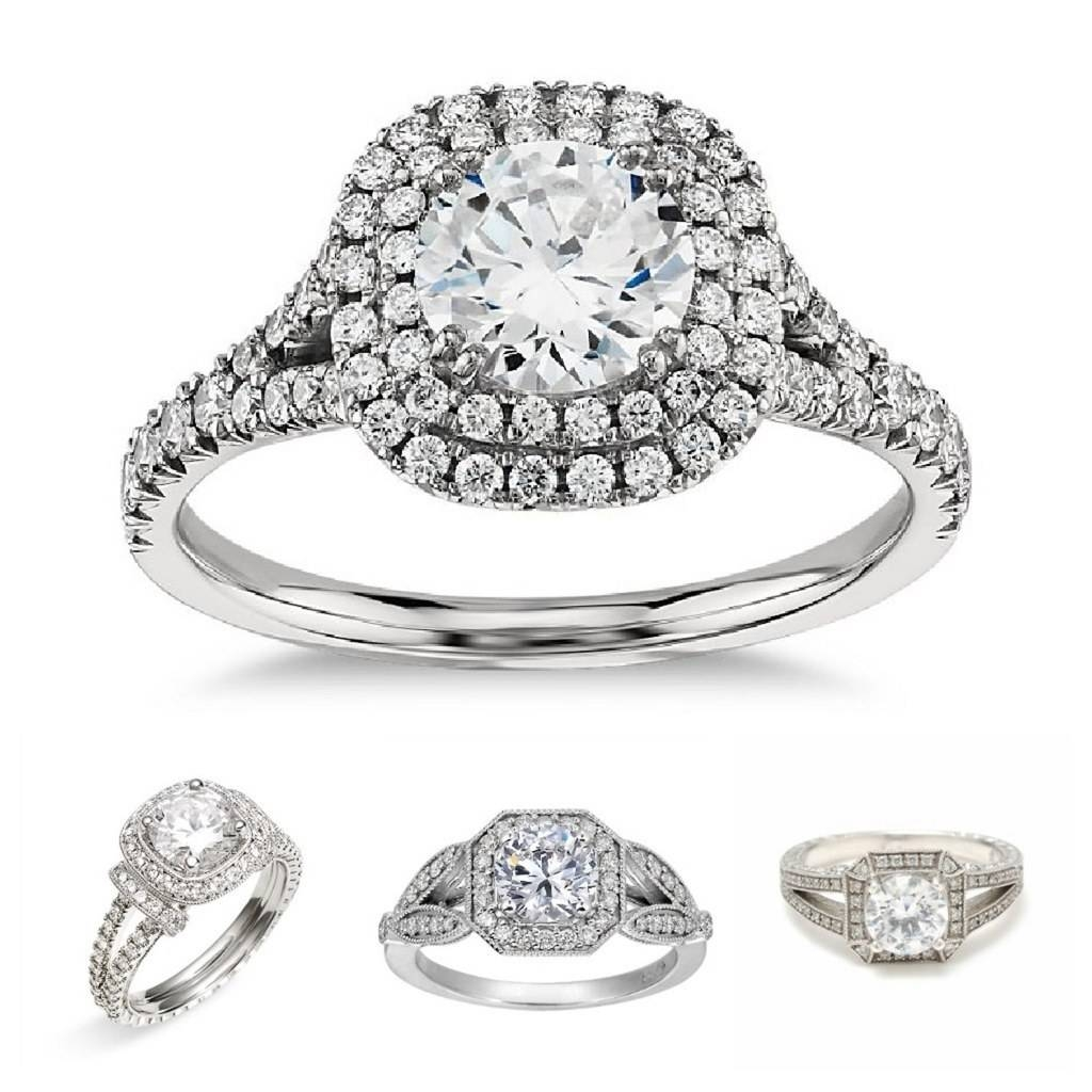 The 4 Hottest Trends In Engagement Rings Right Now! (Plus, 16 Throughout Hottest Wedding Rings (View 13 of 15)