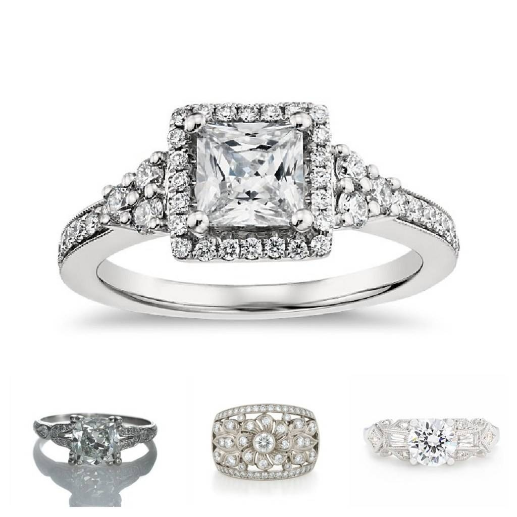 The 4 Hottest Trends In Engagement Rings Right Now! (Plus, 16 With Regard To Hottest Wedding Rings (View 14 of 15)