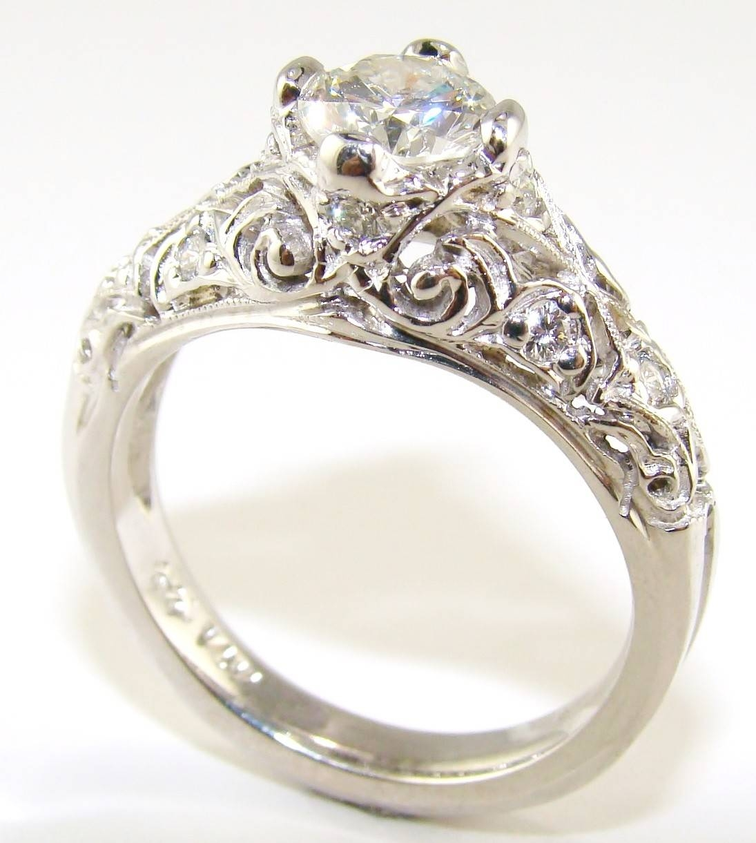 The Historical Era Of Antique Engagement Rings | Wedding Styles With Regard To Historical Engagement Rings (View 13 of 15)