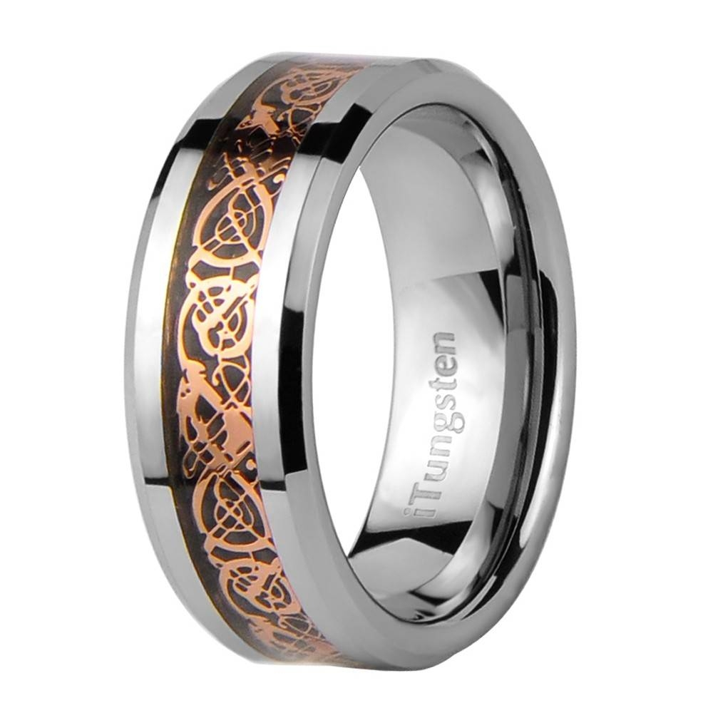 The Kratos Tungsten Wedding Ringzilo Rings For Tungston Wedding Rings (View 11 of 15)