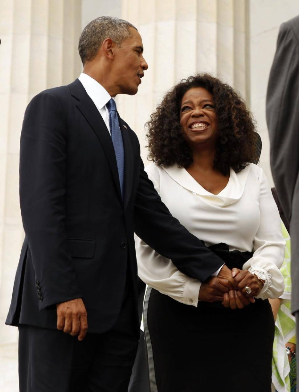 Featured Photo of Oprah Wedding Rings