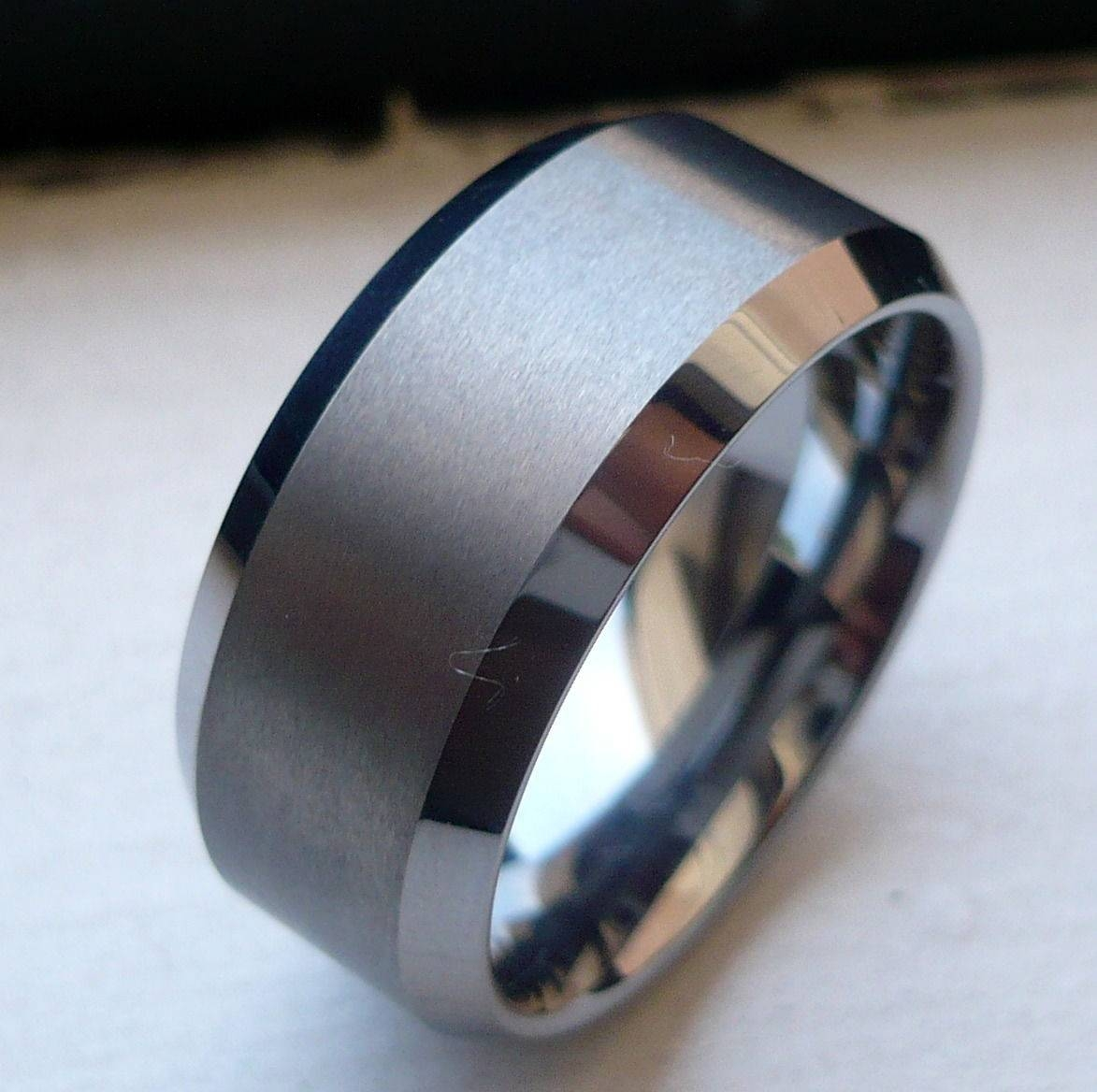 The Phenomenon Of Tungsten Carbide Rings Pros And Cons Within Mens 10Mm Tungsten Wedding Bands (View 11 of 15)