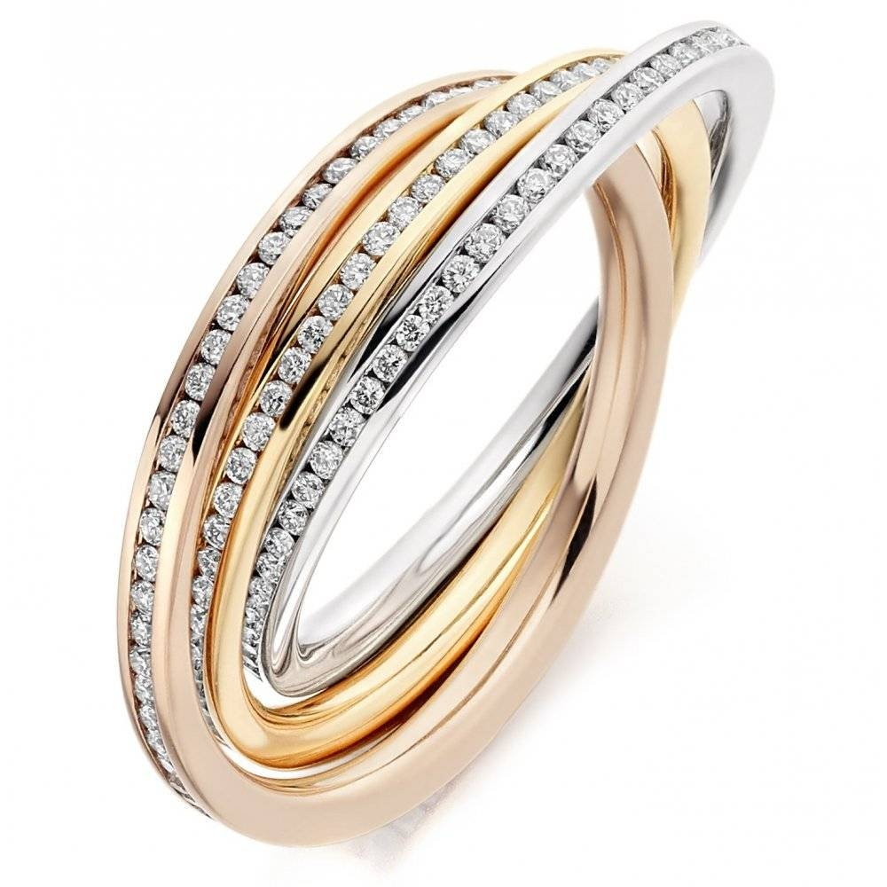 Featured Photo of Diamond Russian Wedding Rings