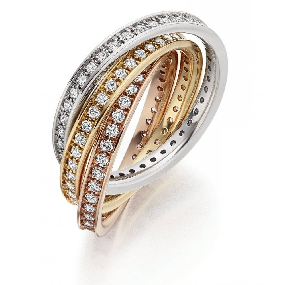 The Raphael Collection 18Ct Multi Gold  (View 15 of 15)