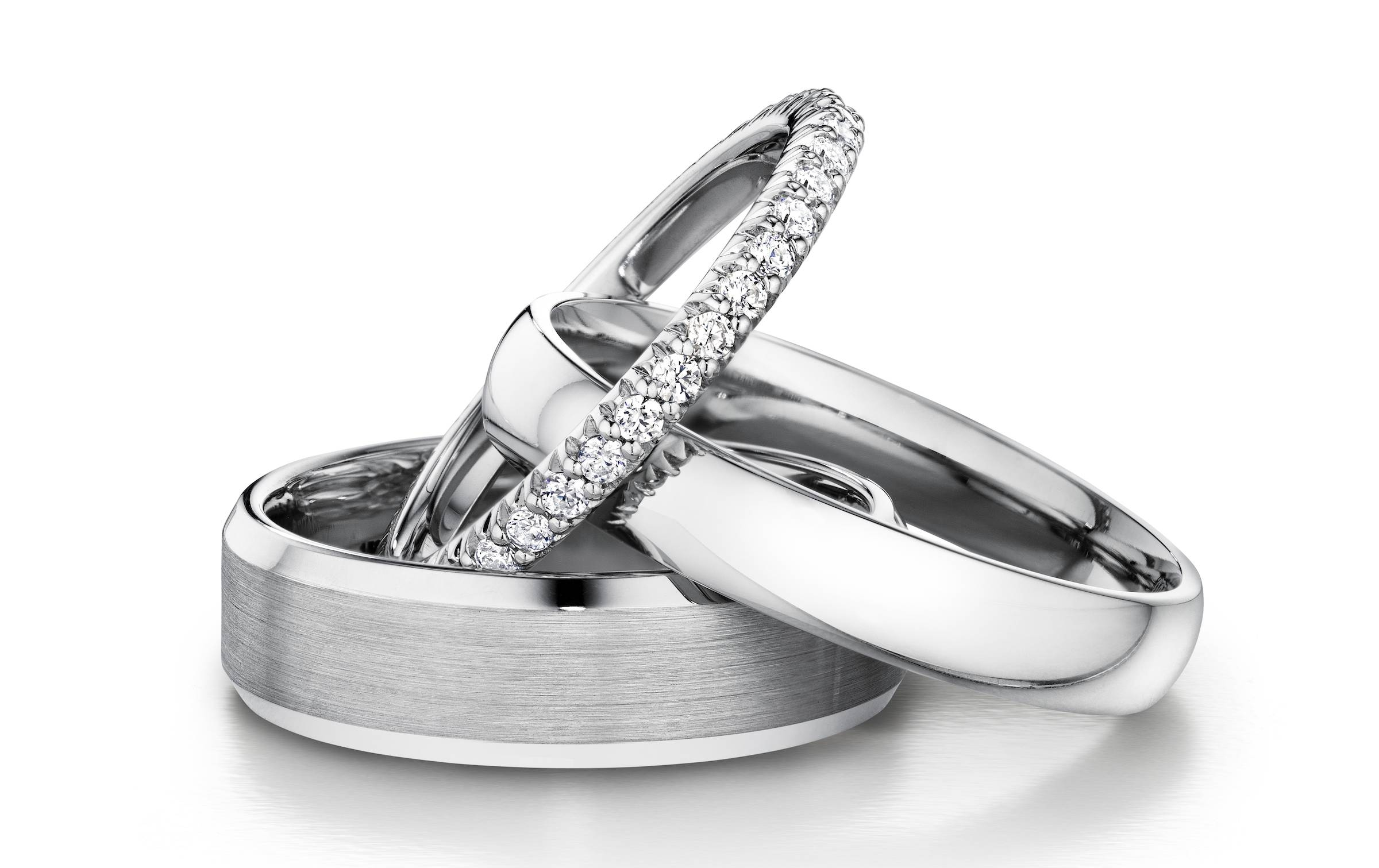 The Top 10 Most Popular Men's Wedding Bands Of 2015 | Ritani Regarding Top Men's Wedding Bands (View 11 of 15)