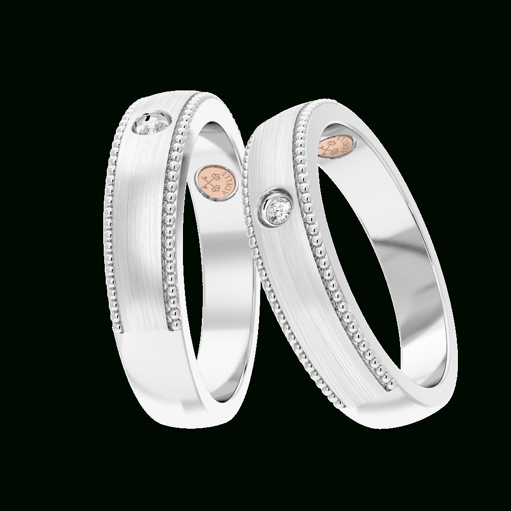 The Vow Collections | Adelle Jewellery Inside The Vow Wedding Rings (View 2 of 15)