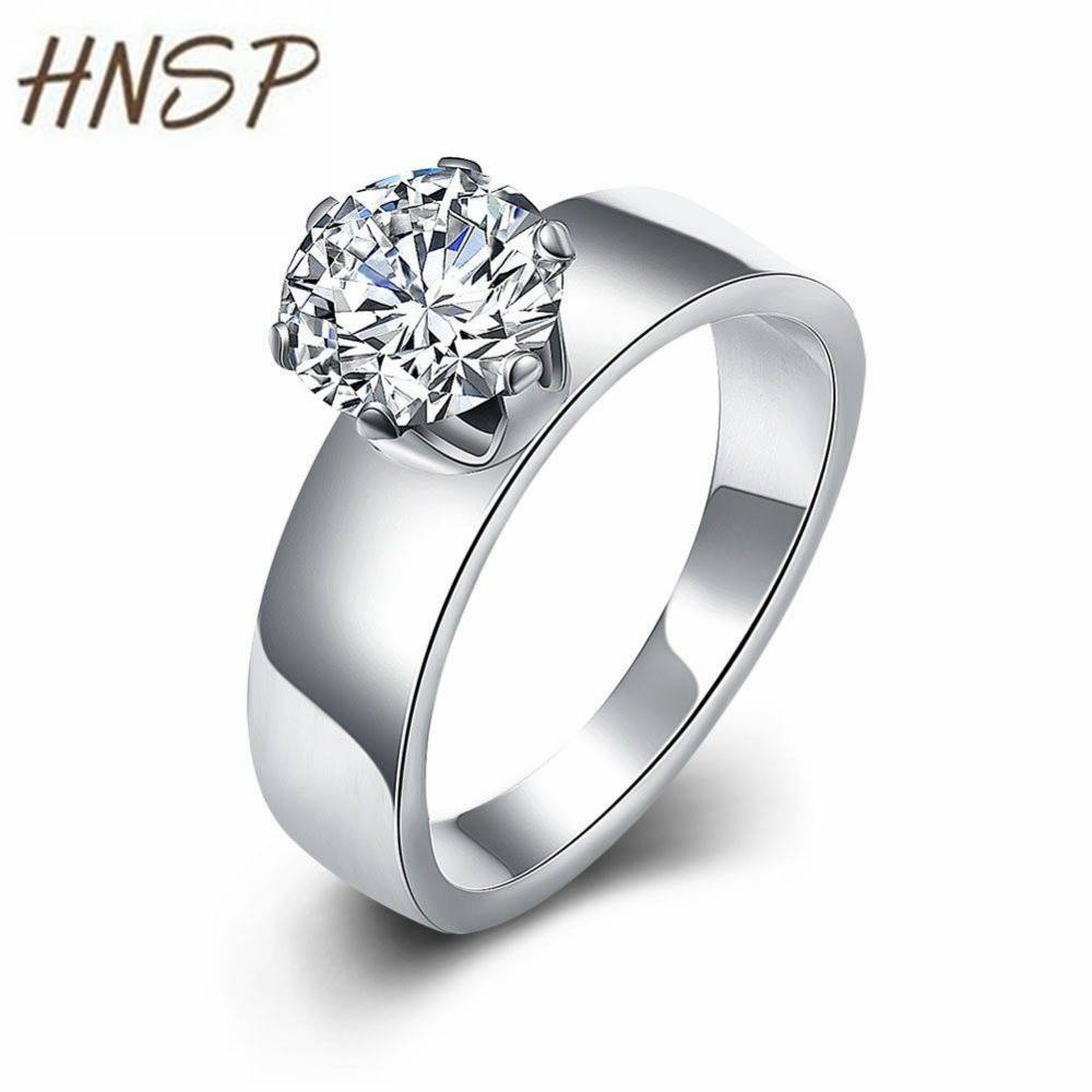 Titanium Engagement Rings For Women Promotion Shop For Promotional Intended For Female Engagement Rings (View 5 of 15)