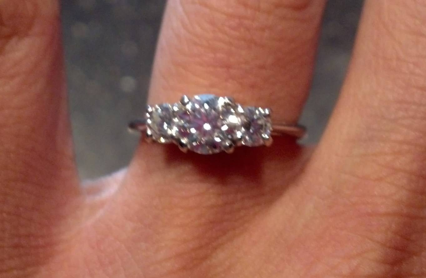 Top Tamra Barney Engagement Ring Costco Tags Pertaining To Wedding Rings