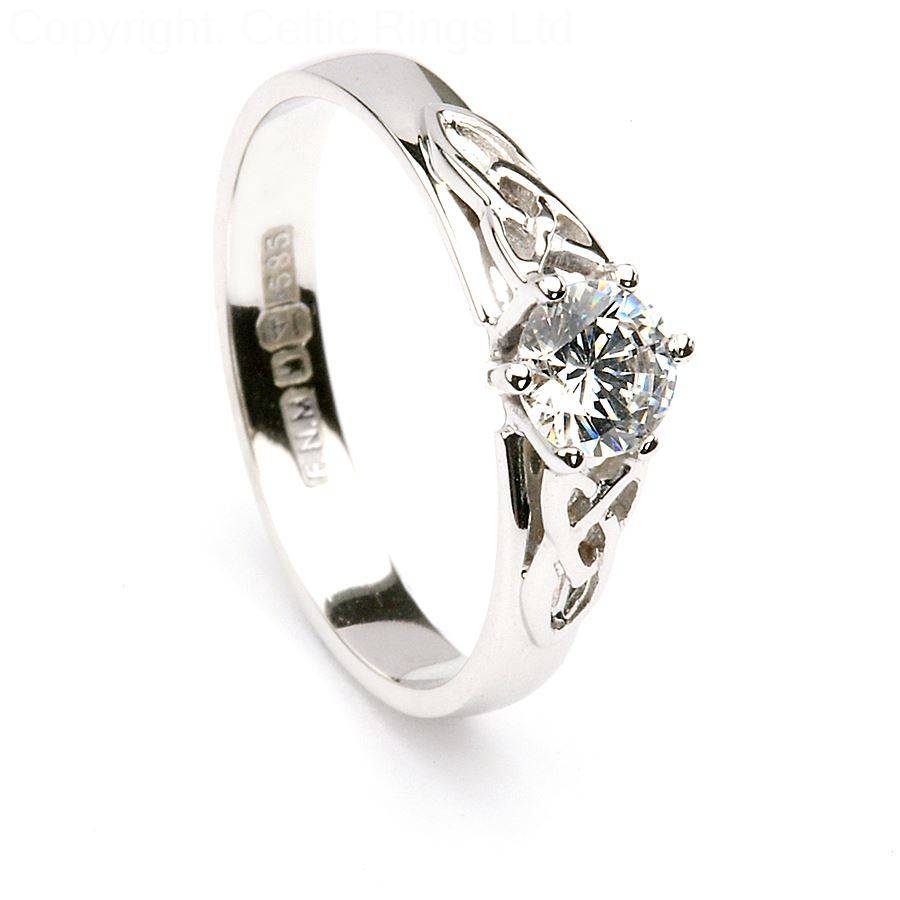 Trinity Diamond Rings | Wedding, Promise, Diamond, Engagement With Engagement Rings Ireland (View 14 of 15)