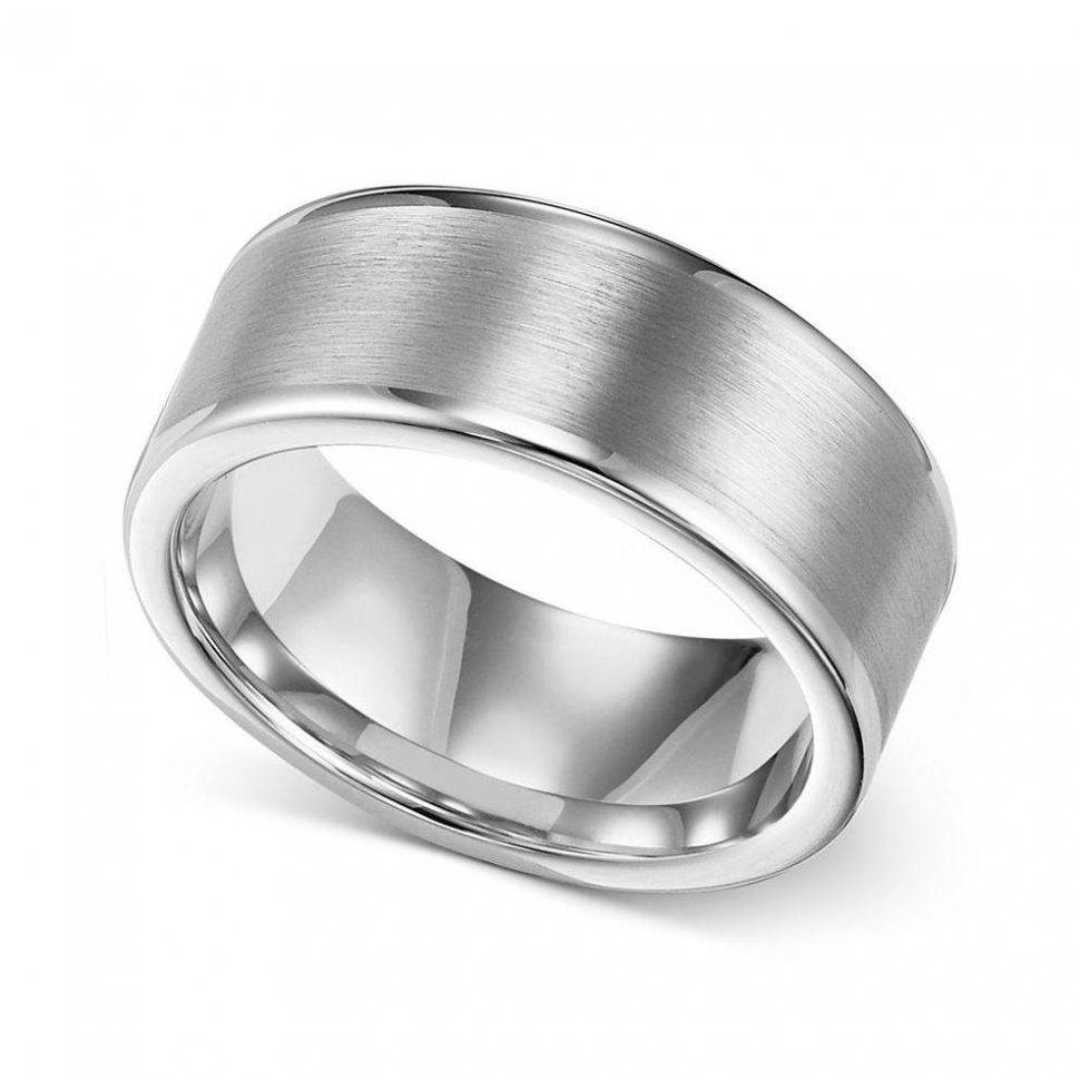 Triton Stainless Steel Wedding Band For Him Triton Wedding Bands With Steel Wedding Bands (View 10 of 15)