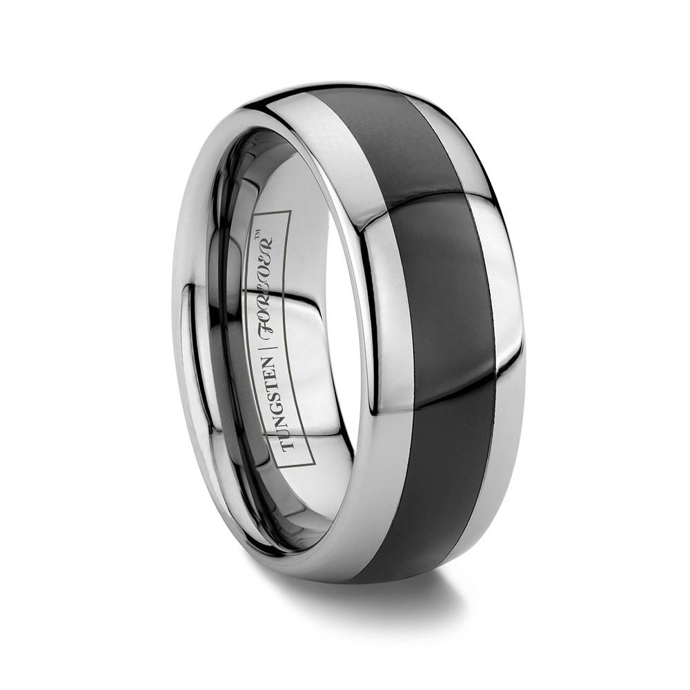 Tungsten Wedding Bands « Tungsten World Blog Pertaining To Mens 10Mm Tungsten Wedding Bands (View 14 of 15)