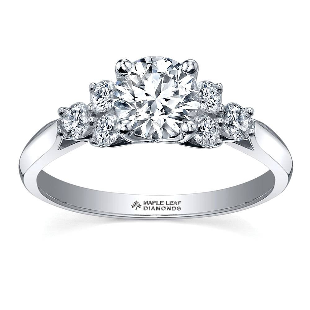 Featured Photo of Spiritual Engagement Rings