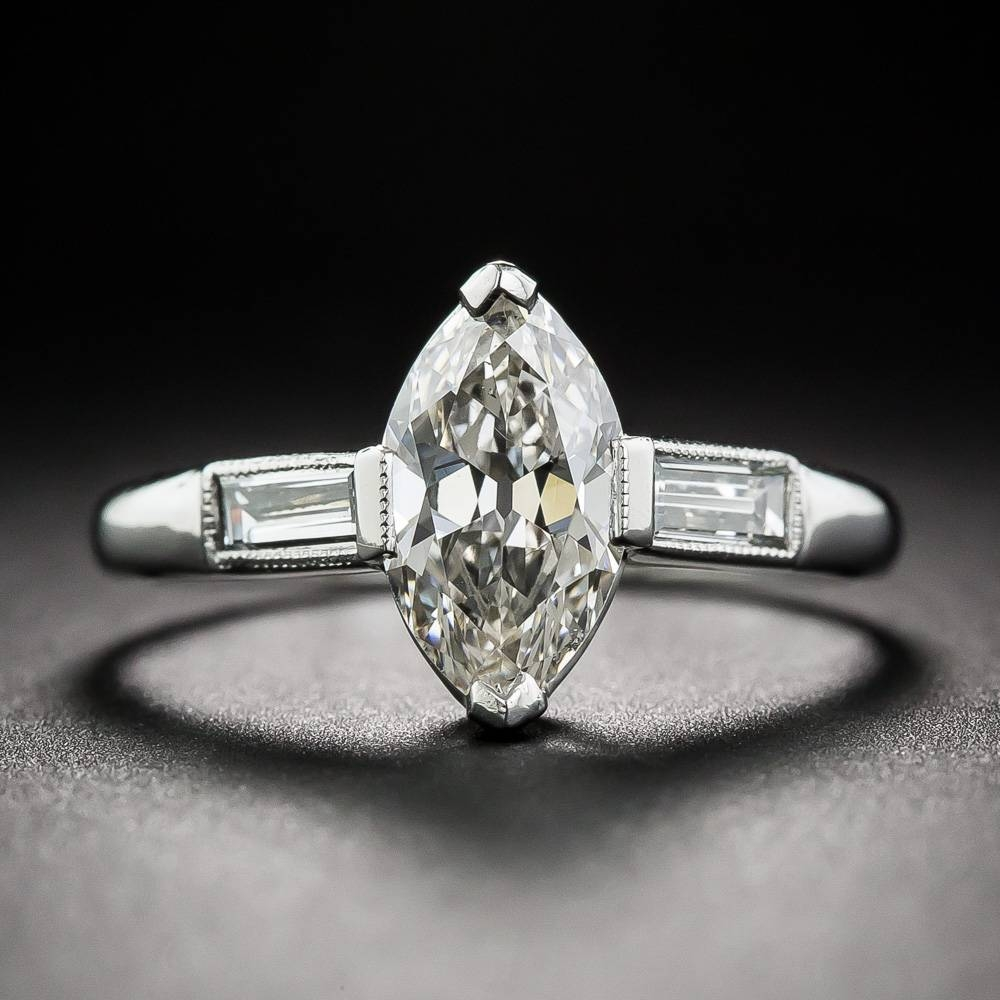 Understanding The Evolution Of Diamond Engagement Rings | Watch With Regard To Renaissance Style Engagement Rings (View 14 of 15)