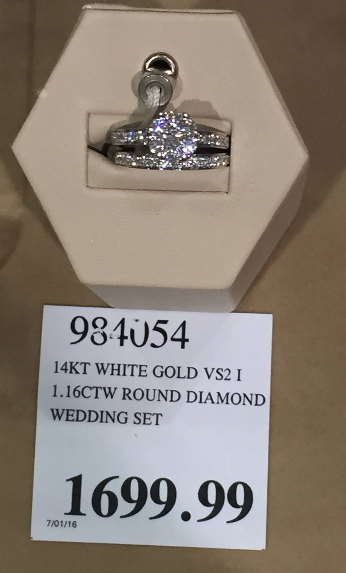 Unforeseen Diamond Engagement Ring Costco Tags : Engagement Ring Intended For Costco Diamond Wedding Rings (View 6 of 15)