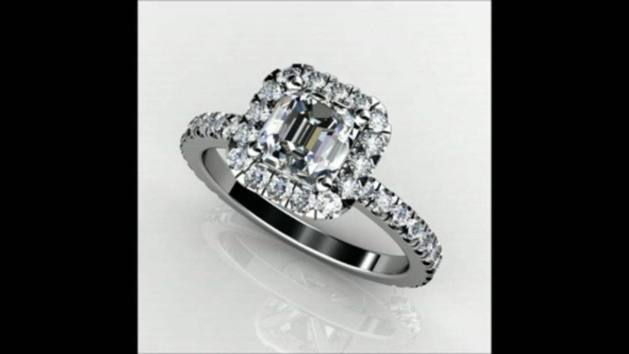 Unique Custom Diamond Engagement Rings, Wedding Rings And Fine With Regard To Chicago Wedding Rings (View 11 of 15)