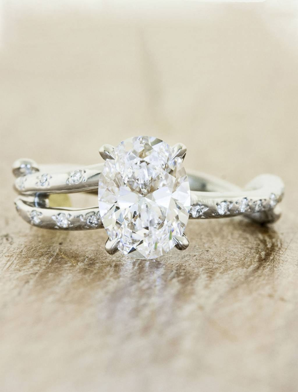 Unique Engagement Rings: Rustic Engagement Rings, Eco Friendly Throughout Rustic Engagement Rings (View 1 of 15)