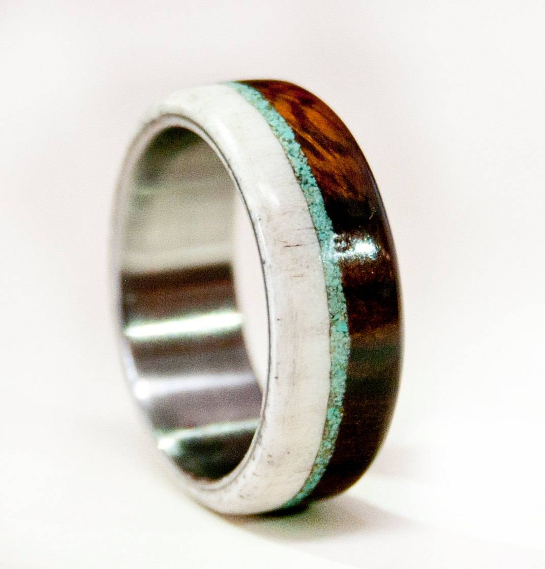 Unique Wedding Bands; Camo Wedding Bands | Wedding Ideas In Mens Camouflage Wedding Bands (Gallery 10 of 15)