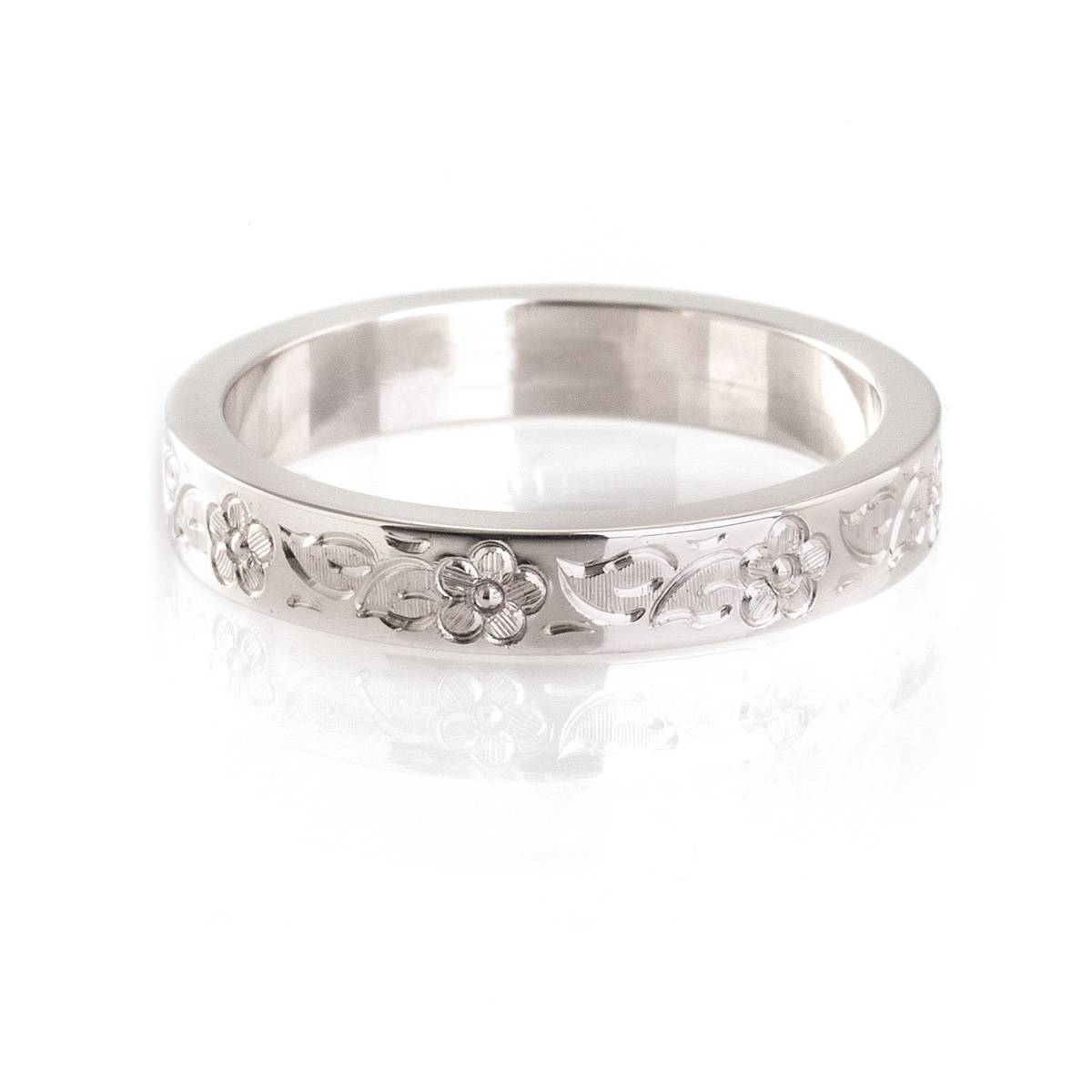 engraved etched vintage rings f uk diamond ladies slim ladys shaped and floral wedding hand pattern ring