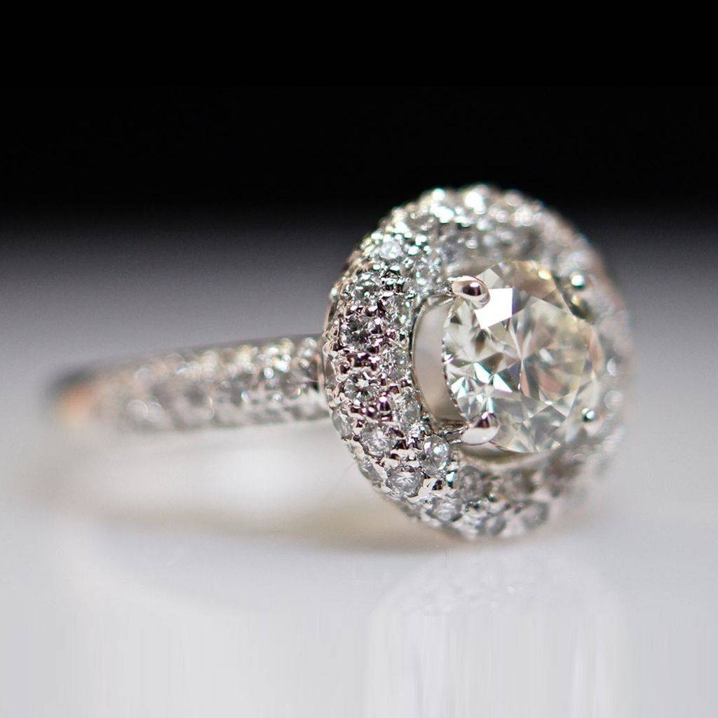 Vintage Diamond Wedding Rings: Where To Get? | Ipunya Intended For Antique Diamond Wedding Rings (View 14 of 15)