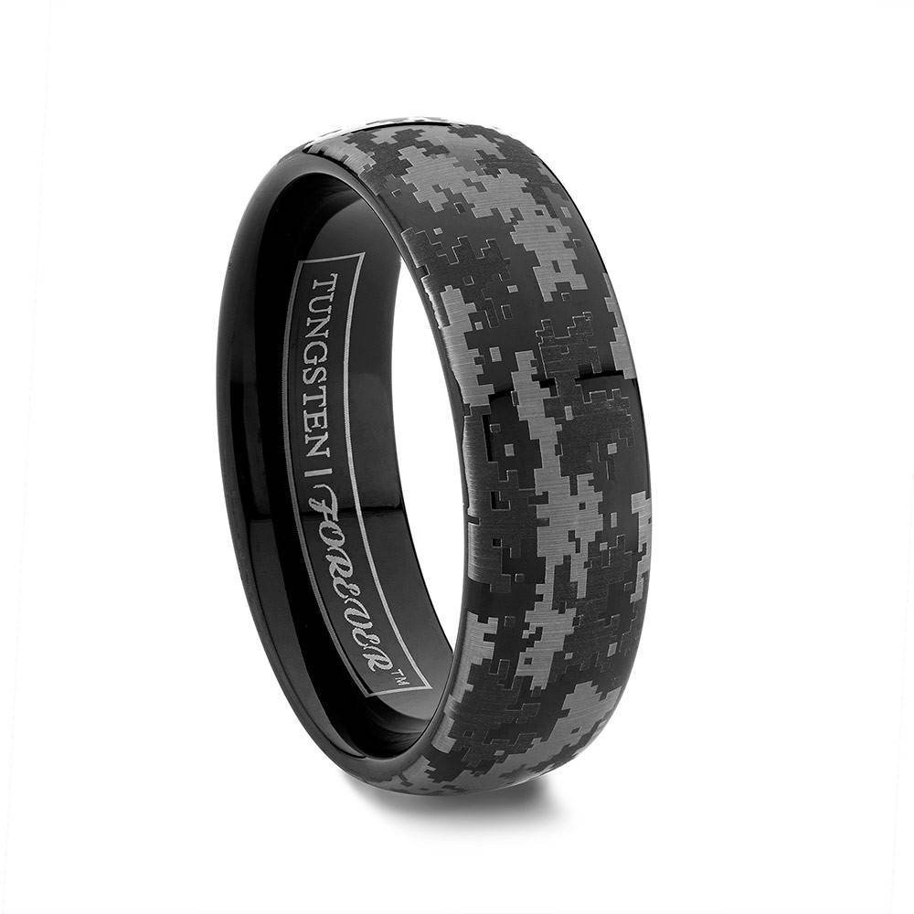 Vitalium Mens Wedding Bands – Fancut For Vitalium Wedding Bands (Gallery 8 of 15)