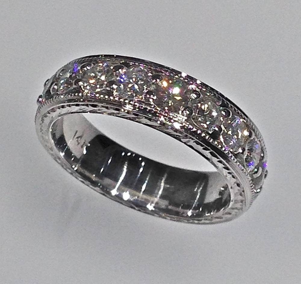 Wedding Bands Craft Revival Jewelers Throughout Scottish Wedding With Regard To Scottish Wedding Bands (View 3 of 15)
