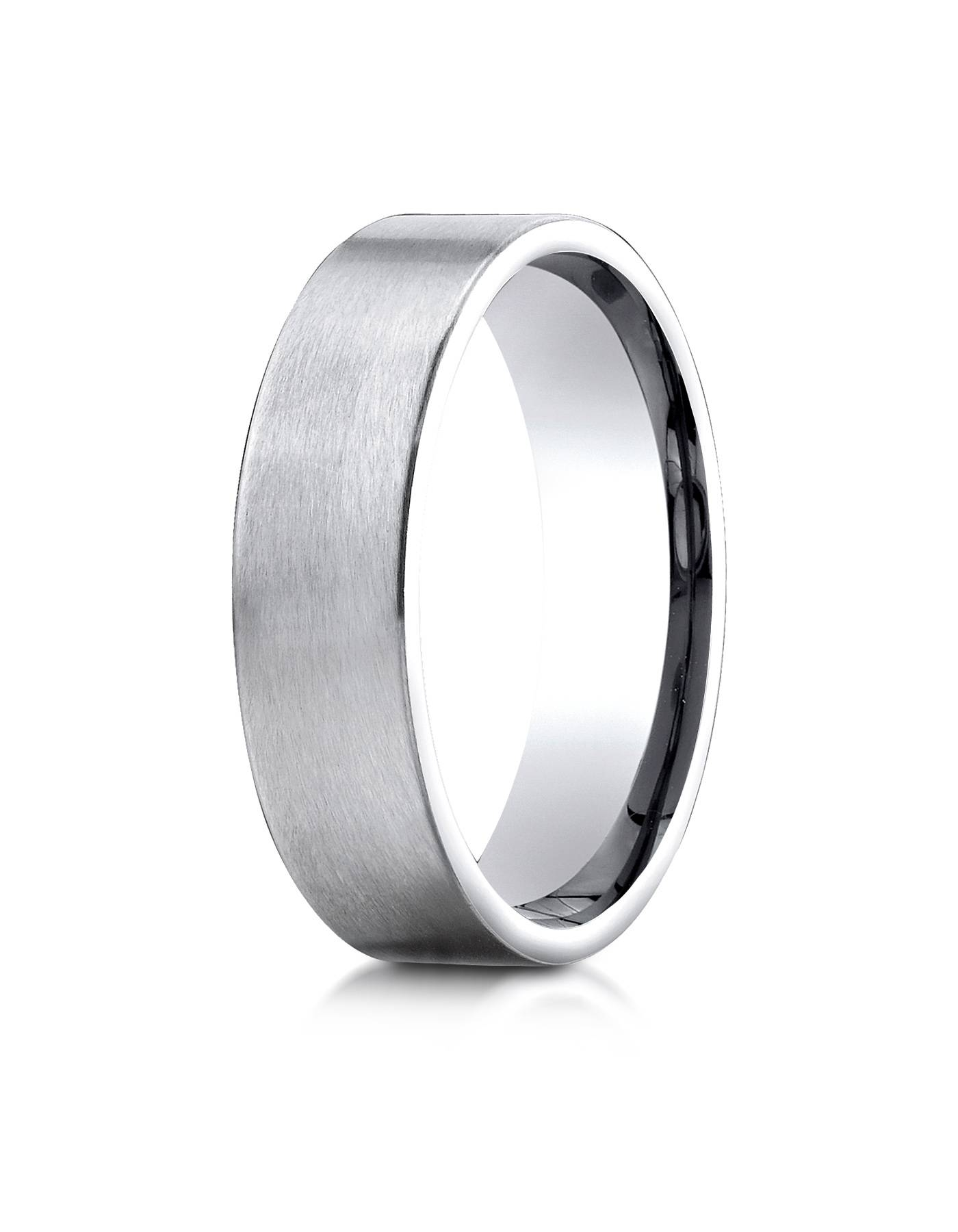 Wedding Bands For Him At Bernie Robbins Jewelers Within Matte Black Men's Wedding Bands (View 14 of 15)