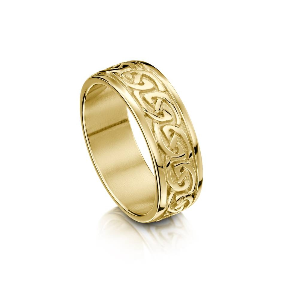 Wedding Bands – Sheila Fleet Jewellery With Regard To Scottish Celtic Engagement Rings (View 12 of 15)