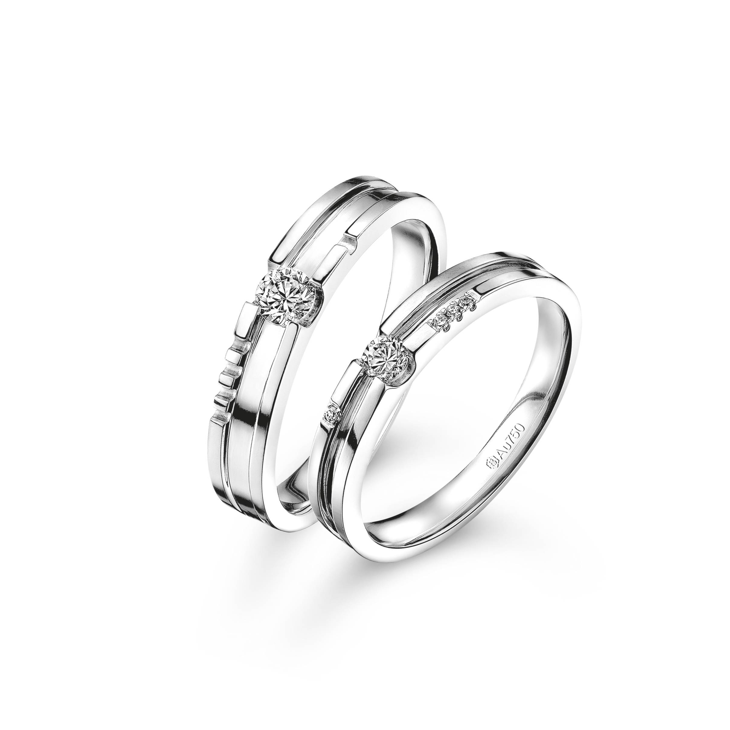 bridal rings diamond cheap unique hers bands white ring sets set gold wedding baguette of his matching round size jewellery under and full band
