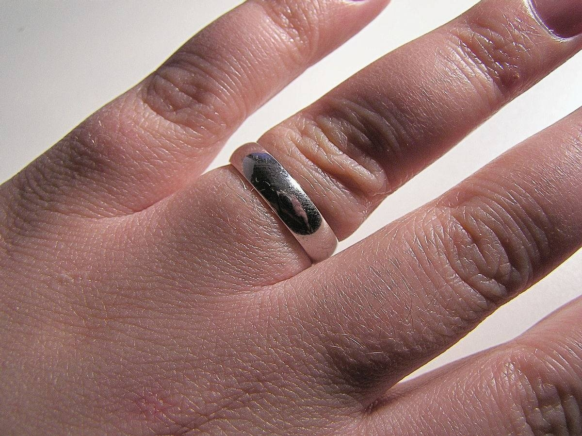 Wedding Ring – Wikipedia Throughout Mens Western Wedding Bands (View 13 of 15)