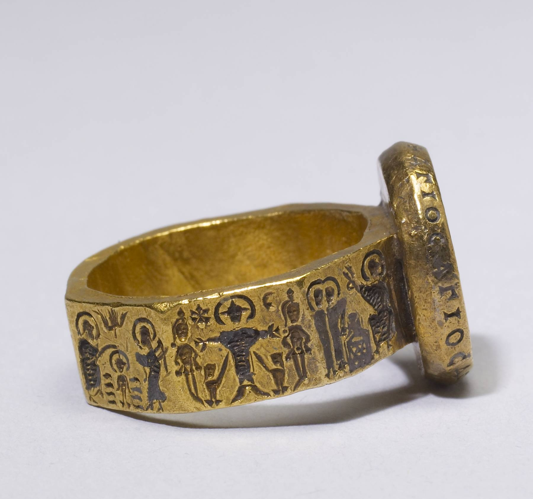 Wedding Ring – Wikipedia Within Ancient Wedding Rings (View 13 of 15)