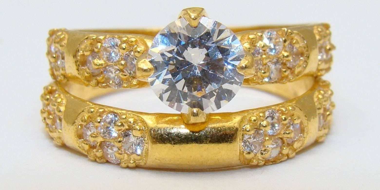 Wedding Rings : 22 Carat Gold Wedding Ring Glamorous 22 Carat Gold Regarding 22 Carat Gold Wedding Rings (View 11 of 15)