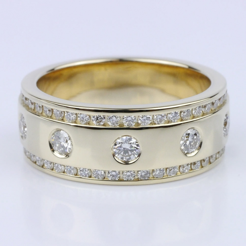 Wedding Rings : Antique Wedding Bands Engagement Ring Designs Regarding Custom Build Engagement Rings (Gallery 12 of 15)