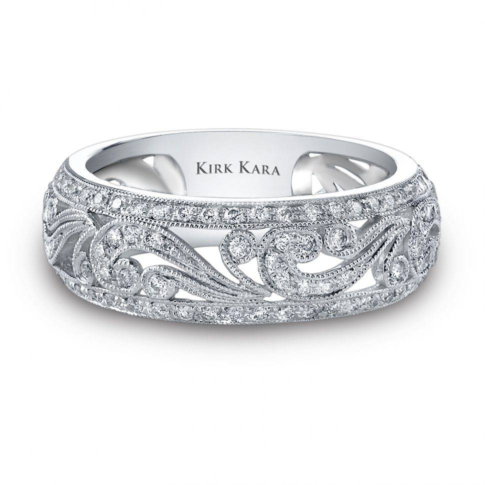 Featured Photo Of Unique Wedding Bands For Women