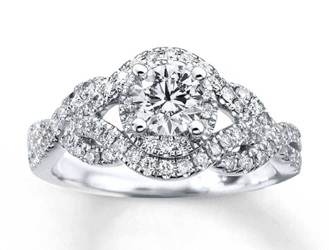 Wedding Rings : Awesome Wedding Rings Kay Jewelers We Picked This For Kay Jewelry Wedding Bands (View 10 of 15)