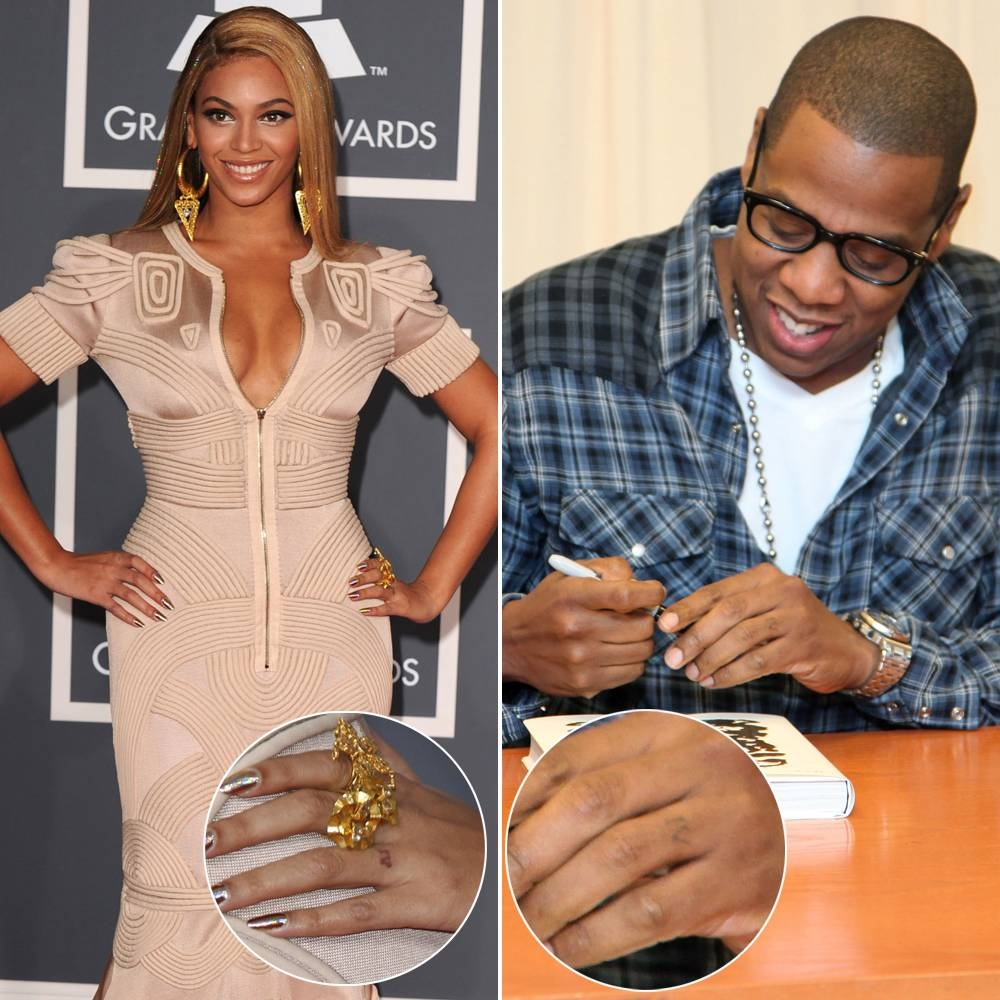 Wedding Rings : Beyonce Wedding Ring Beyonce Wedding Ring: Lavish In Beyonce's Wedding Rings (View 14 of 15)