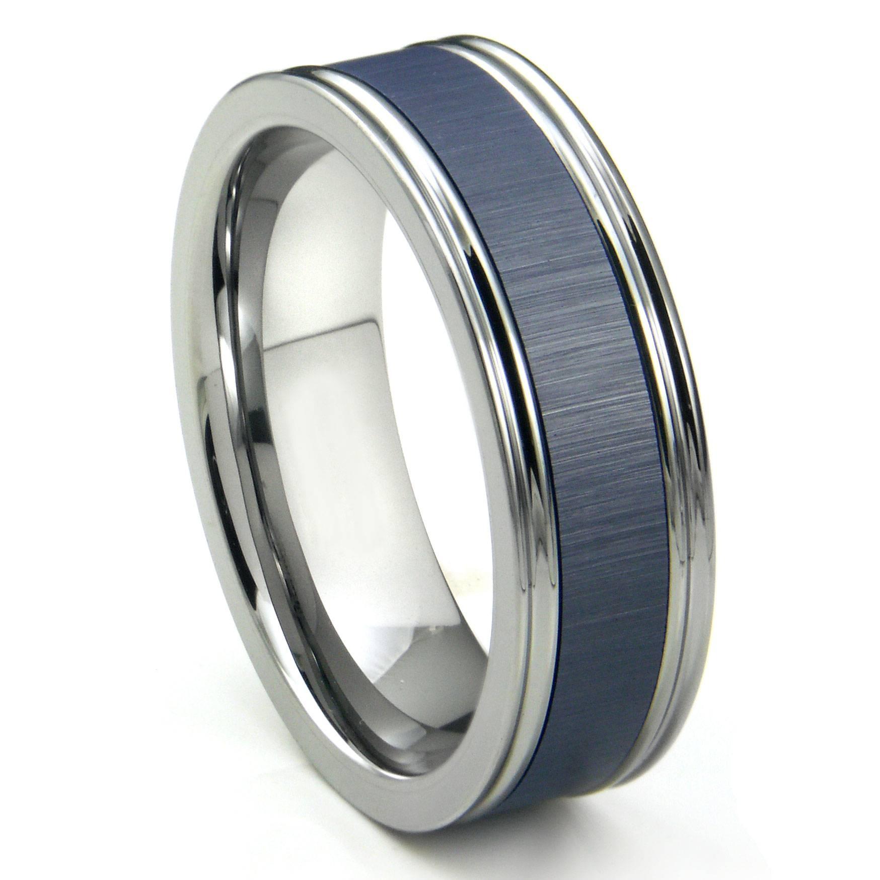 Wedding Rings : Ceramic Wedding Band Vs Tungsten Ceramic Wedding Inside Ceramic Wedding Bands (View 8 of 15)