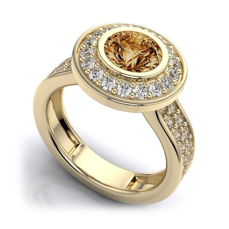 Wedding Rings : Citrine Wedding Ring Set Citrine Rings Citrine Inside November Birthstone Engagement Rings (View 18 of 20)