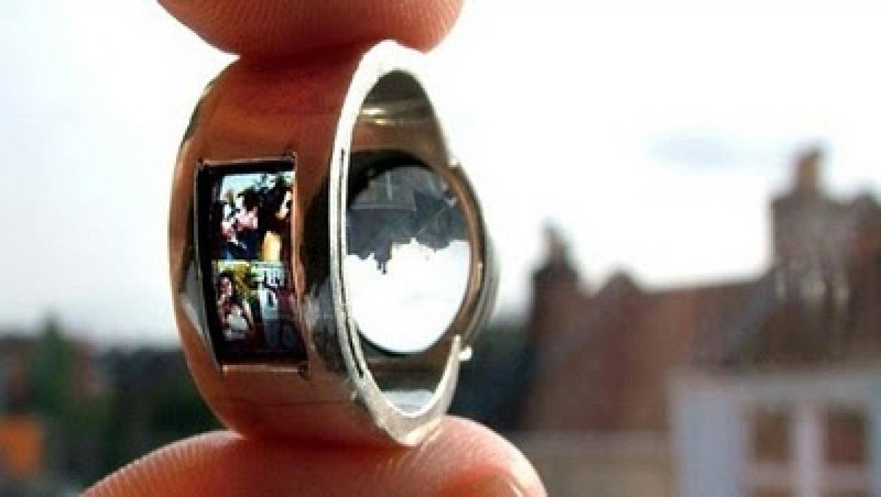 Photo Gallery of Weird Wedding Rings Viewing 9 of 15 Photos