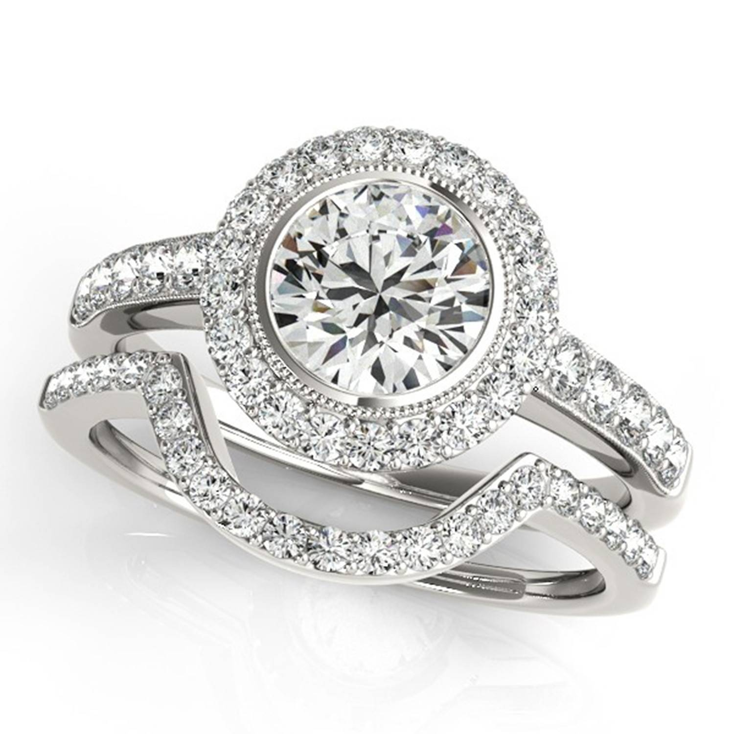 Featured Photo of Build Own Engagement Rings