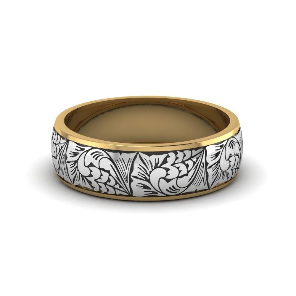Wedding Rings : Creative Wedding Band Engraving Creative Choices With Engravings On Wedding Rings (View 10 of 15)
