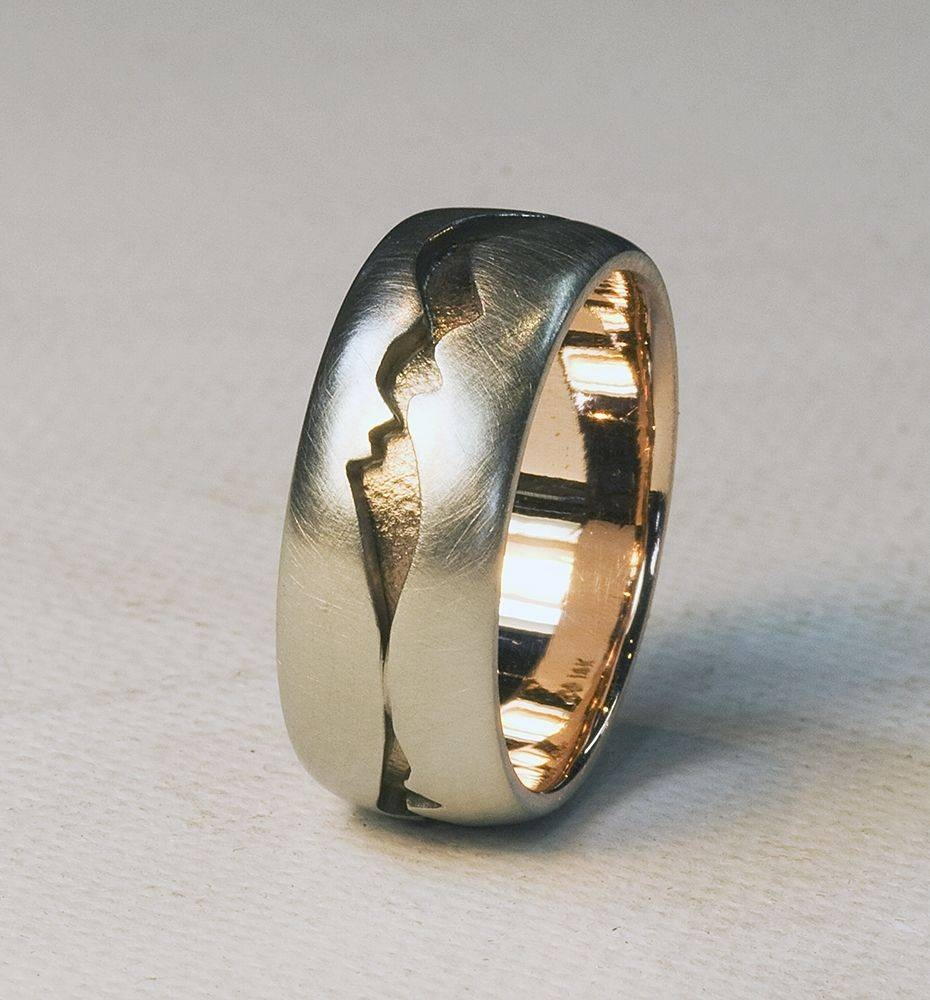 15 Best Ideas of Mens Custom Wedding Rings
