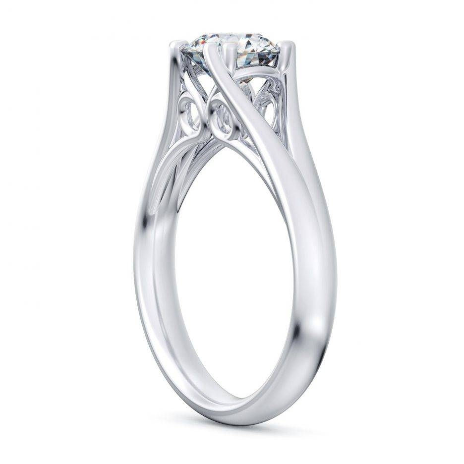 Wedding Rings : Design Wedding Ring Online Build Own Ring Create In Build Own Engagement Rings (View 6 of 15)