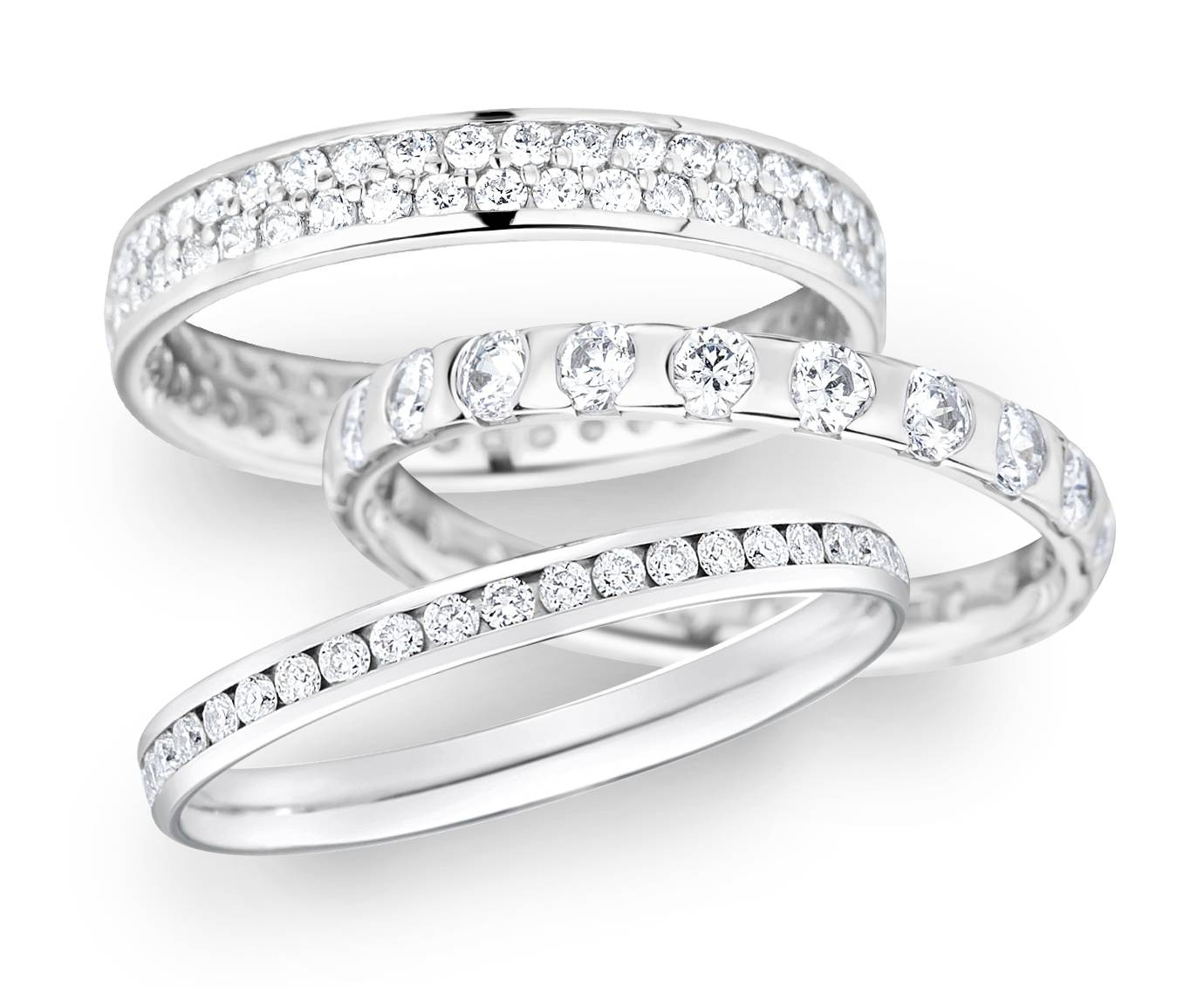 Wedding Rings : Diamond Wedding Rings For Him And Her Diamond Inside Diamonds Wedding Rings (View 11 of 15)