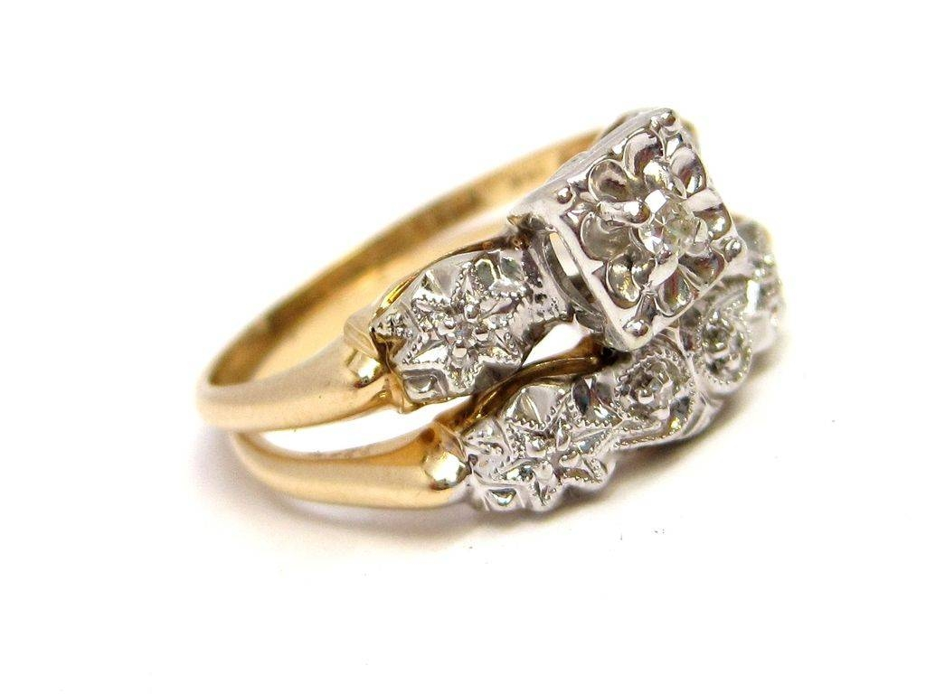 Wedding Rings : Engagement Ring Bands Wedding Diamond Rings Pertaining To Engagement Wedding Bands (View 12 of 15)