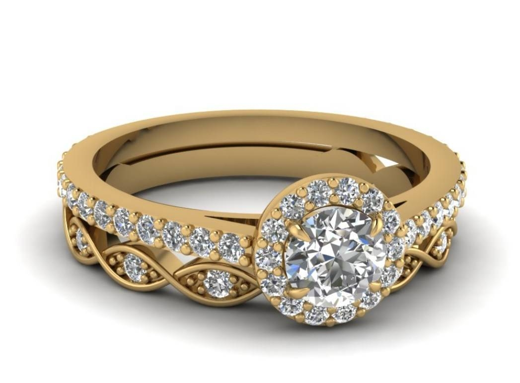 Wedding Rings : Engagement Rings And Wedding Band Sets Wonderful Regarding Walmart Women's Wedding Bands (View 10 of 15)