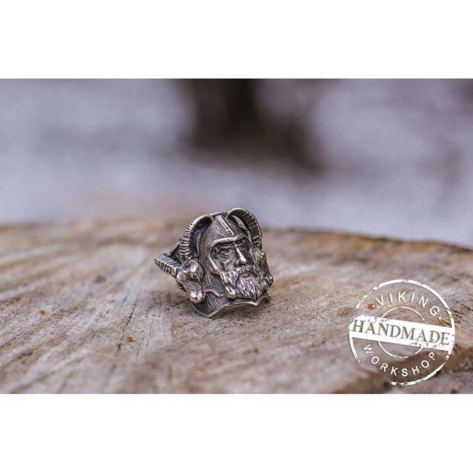 Wedding Rings : Engagement Rings Viking Wedding Bands Norse With Norse Engagement Rings (View 2 of 15)