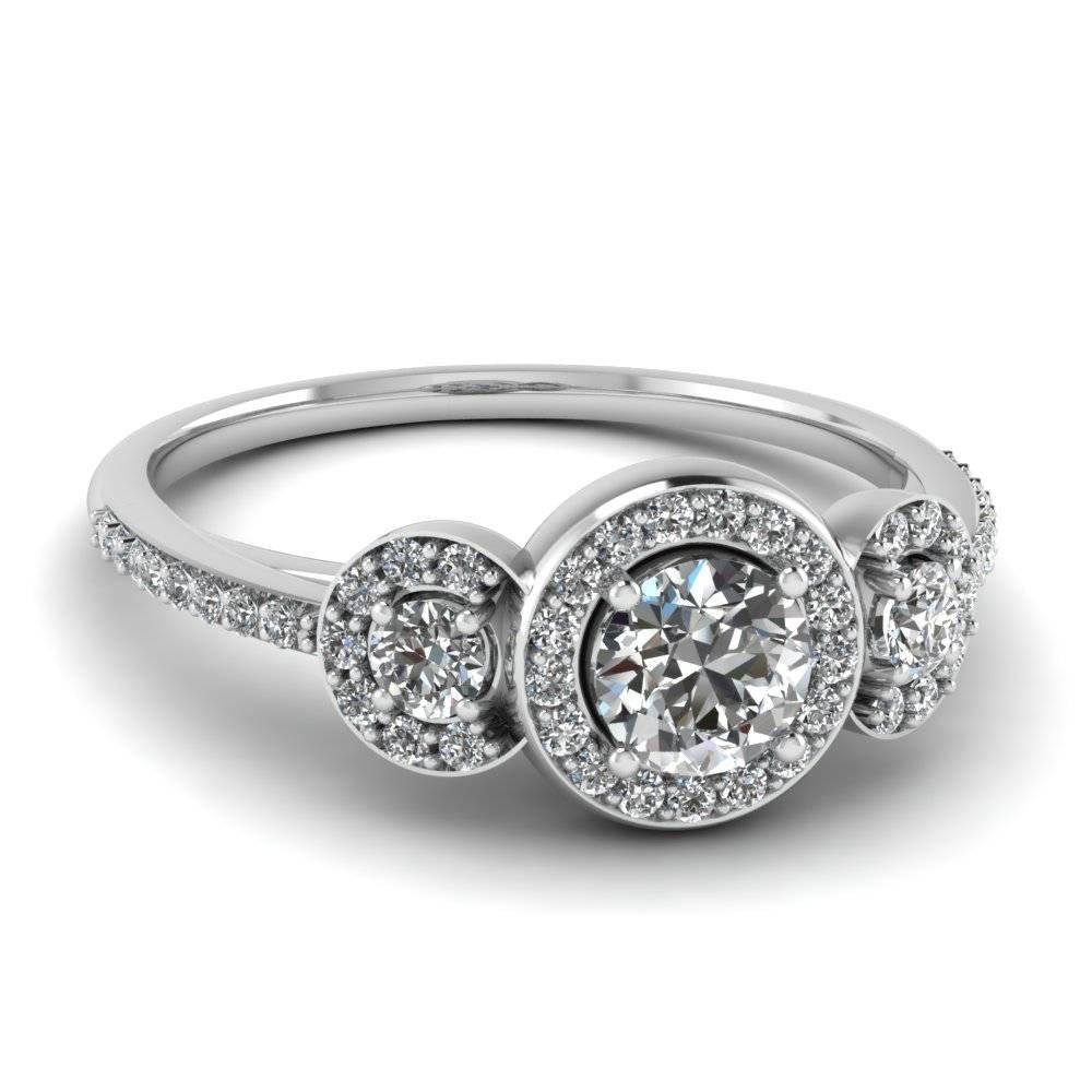 Wedding Rings : Engagement & Wedding Ring Sets Diamond Wedding With Regard To Interlocking Engagement Rings And Wedding Band (View 6 of 15)