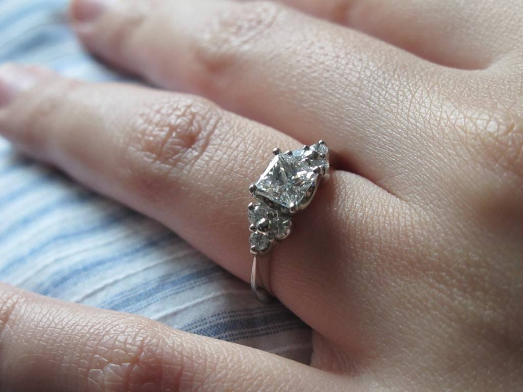 Wedding Rings For Small Fingers – Jewelry Ideas With Regard To Wedding Rings For Small Fingers (View 14 of 15)