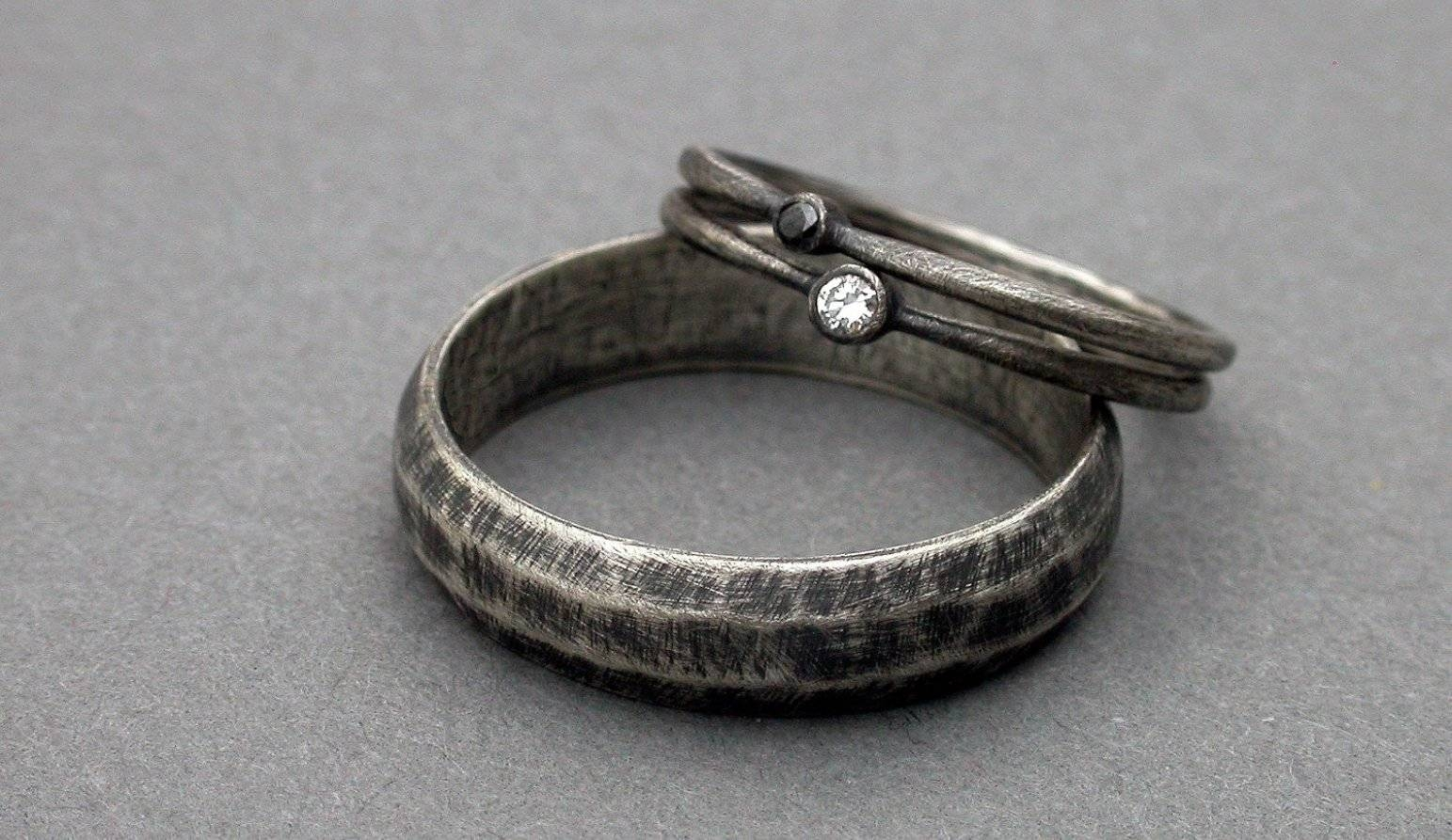 Photo Gallery of Unusual Wedding Rings Designs Viewing 4 of 15 Photos