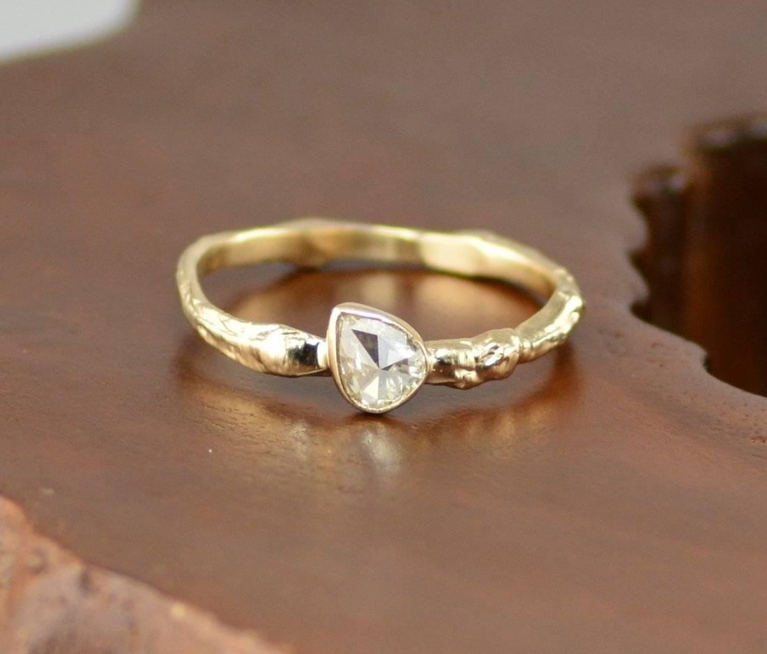 Wedding Rings : Hand Made Wedding Ring Joseph Jewelry Green Regarding Hand Made Engagement Rings (View 11 of 15)